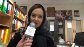 16-گفتگوی اختصاصی با خانم پریناز ایزدیار، بازیگر