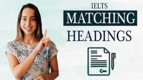 IELTS Matching Headings | Practice Reading band 9