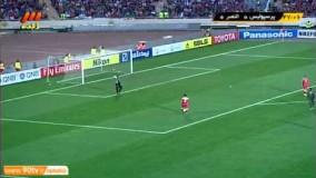 پرسپولیس و النصر عربستان در حضور 100هزار تماشاگر