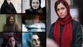 18-پریناز ایزدیار صدرنشین ستاره های زن سینمای ایران پرکارترین زن جشنواره فیلم فجر!