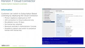 VMware Horizon 7 v 7.6 Technical What's New Overview