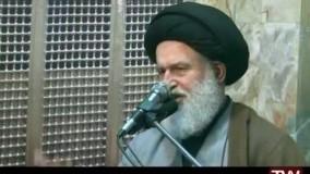 سخنرانی مذهبی حجت الاسلام توکل درباره آثار امتحان های الهی