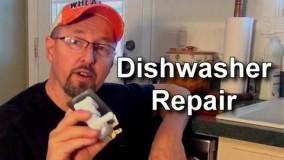 تعمیر ماشین ظرفشویی که پر نمی شود | مشاوره رایگان 41128-021