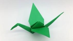 How to make a Paper Crane | Origami Crane (Folding Instructions)