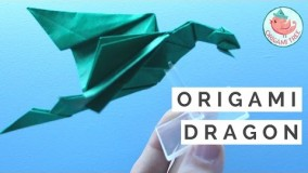 How to Make an Easy Origa rasco, Fantastical Creatures