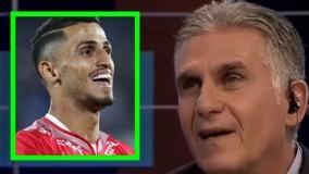 توضیح کامل کیروش درباره بازیکنان لیست جدید تیم ملی - برنامه نود ۱۲ شهریور