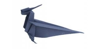 Origami Dragon Easy | Creative Hand School