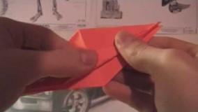 Origami: Flying dragon