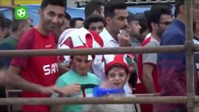 اولین برد نساجی در تاریخ لیگ برتر - برنامه نود ۵ شهریور