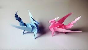 Origami Dragon | How to Make Origami Dragon | Easy Tutorial