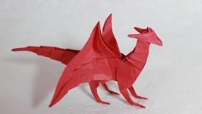 Origami Dragon 4.0 tutorial - DIY (Henry Phạm)