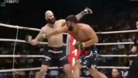 مبارزه امیر علی اکبری با تایلر کینگ / Amir Ali Akbari vs Tyler King fight