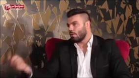 مصاحبه اختصاصی با امیر علی اکبری
