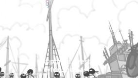 انیمیشن کمدی آدمک ها با دوبله فارسی اختصاصی-قسمت 5 از 12