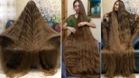 کلیپ آموزش تکنیک های افزایش رشد مو + تهیه ماسک مو خانگی