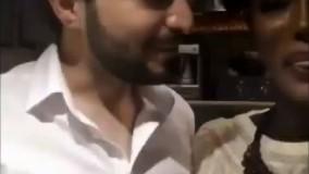 صحبت های پسر ایرانی که با دختر یک ملکه قبیله آفریقایی ازدواج کرده است!