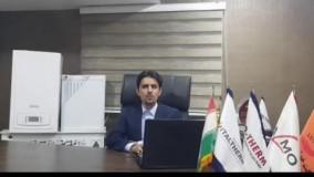 ارور کد خطا E51 در پکیج های دیواری دیجیتال ایران رادیاتور در شیراز