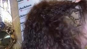 درمان و منظم کردن کوتیکول مو