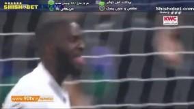 خلاصه لیگ قهرمانان اروپا: تاتنهام 2-7 بایرن مونیخ