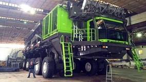 بزرگترین ماشین آلات که تا حالا دیده شده