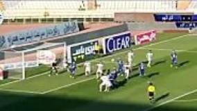 خلاصه بازی استقلال 2-1 گل گهر سیرجان (لیگ برتر ایران - 1398/99)