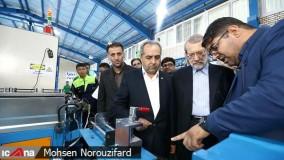 اخبار افتتاحیه مجتمع تولید کابل فیبر نوری نیرا