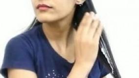 کلیپ آموزش ماسک مو هندی با روغن نارگیل + تقویت مو