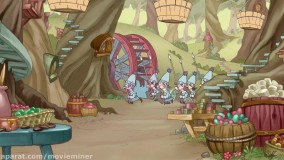 انیمیشن طلسم شدگان - فصل 1 قسمت 1 (دوبله فارسی)