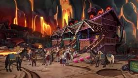 انیمیشن طلسم شدگان - فصل 1 قسمت 8 - دوبله فارسی