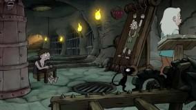 انیمیشن طلسم شدگان - فصل 1 قسمت 5 - دوبله فارسی