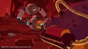 دانلود انیمیشن ریک و مورتی Rick and Morty فصل 3 قسمت 4 زیرنویس فارسی