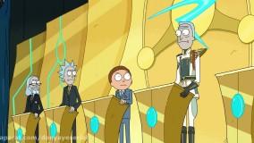 دانلود انیمیشن ریک و مورتی Rick and Morty فصل 3 قسمت 7 زیرنویس فارسی