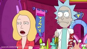 دانلود انیمیشن سریالی ریک و مورتی Rick and Morty فصل 3 قسمت 9 زیرنویس فارسی