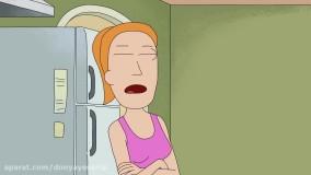 دانلود انیمیشن سریالی ریک و مورتی Rick and Morty فصل 1 قسمت 8 زیرنویس فارسی