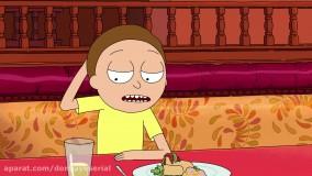 دانلود انیمیشن ریک و مورتی Rick and Morty فصل 3 قسمت 8 زیرنویس فارسی