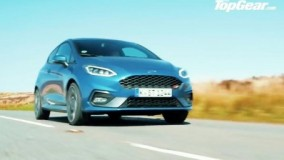 The Ford Fiesta ST Review | Top Gear