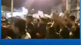 فوری! اعتراضات علیه گرانیِ بنزین شدت گرفت!!!