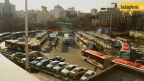 تهران قلب ایران و بزرگترین شهر فارسی زبانان جهان - بوکینگ پرشیا