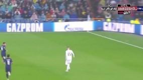 خلاصه بازی رئال مادرید 2 -2 پاری سن ژرمن