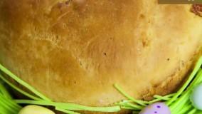 نان کشمش | فیلم آشپزی
