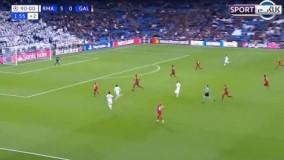 خلاصه بازی رئال مادرید 6-0 گالاتاسارای (هتریک رودریگو)