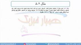جلسه 75 فیزیک دهم - فشار در شارهها 8 - مدرس محمد پوررضا