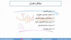 جلسه 83 فیزیک یازدهم - جریان الکتریکی 1 - مدرس محمد پوررضا