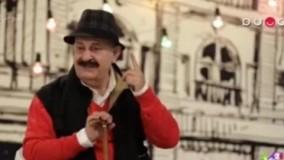 اشک های تلخ غلامحسین لطیفی در برنامه تلویزیون