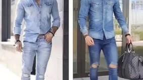 ۵۰ مدل ست پیراهن مردانه اسپرت برای افراد شیک پوش و خاص