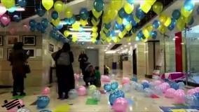 جشن افتتاحیه آتلیه بن سای