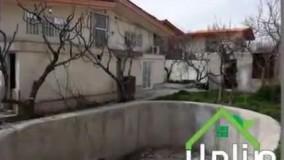 کردزار 900 متر باغ ویلا در شهریار کد 1518