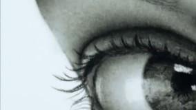 طراحی چشم سیاه قلم هایپررئال ؟؟؟
