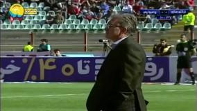 گل اول پرسپولیس به تراکتور
