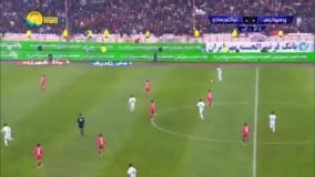نتیجه بازی تراکتور و پرسپولیس امروز-خلاصه بازی پرسپولیس 0 تراکتور 2